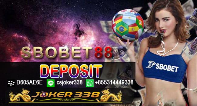 Deposit Sbobet88