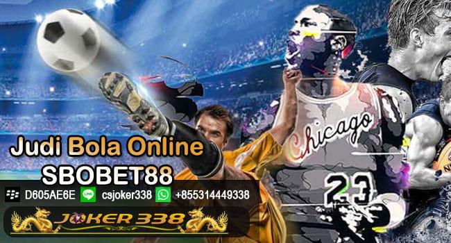 Judi Bola Online SBOBET88
